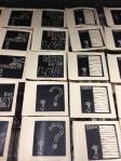 Prints on drying rack -2
