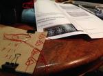 Japanese Stab binding in progress